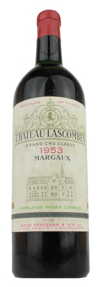 Chateau Lascombes, 1953