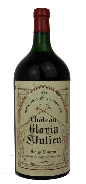 Chateau Gloria, 1971
