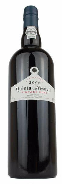 Quinta do Vesuvio Vintage Port, 2006