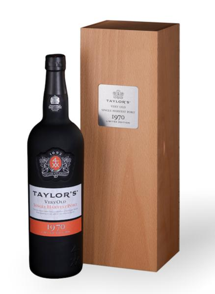 1970 Taylors Single Harvest Port , 1970