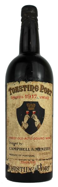 Martinez Vintage Port, 1917