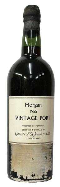 Morgan Port, 1955