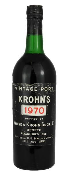 Krohn Port , 1970