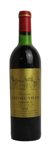 Chateau Durfort Vivens , 1972