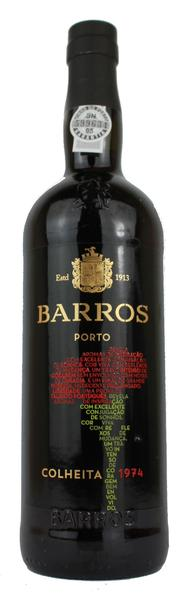 Barros Port, 1974