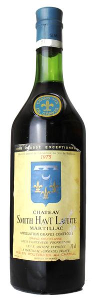 Chateau Smith Haut Lafite, 1975