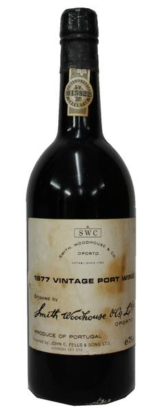 Smith Woodhouse Vintage Port, 1977