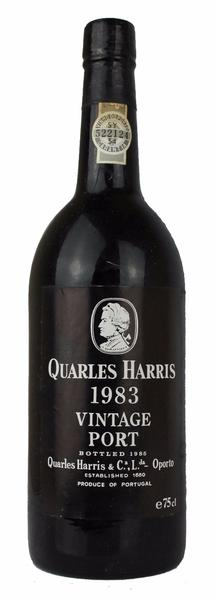 Quarles Harris Vintage Port, 1983