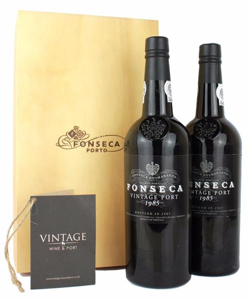 Fonseca Port, 1985