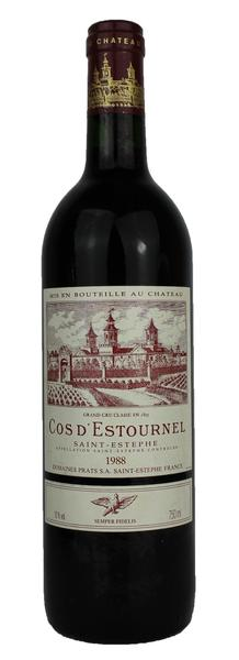 Chateau Cos d'Estournel, 1988