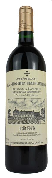 Chateau La Mission Haut Brion, 1993