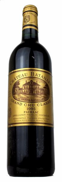 Chateau Batailley, 1995