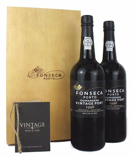 Fonseca Port, 1996