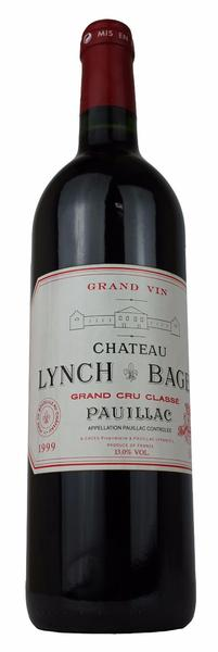 Chateau Lynch-Bages, 1999