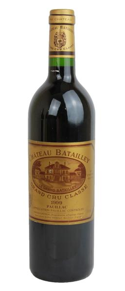 Chateau Batailley, 1999