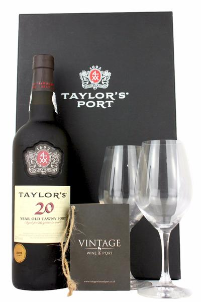Taylors 20 Year Old Tawny port, 1998
