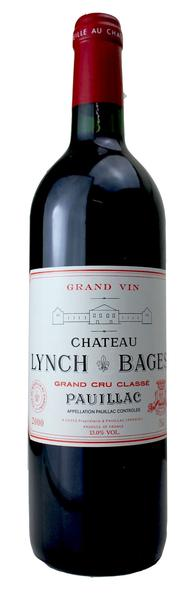 Chateau Lynch-Bages, 2000