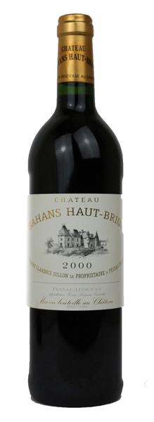 Bahans Haut Brion, 2000