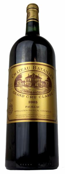 Chateau Batailley, 2005
