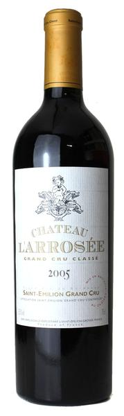 Chateau l'Arrosee, 2005