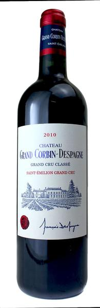 Chateau Grand Corbin Despagne , 2010
