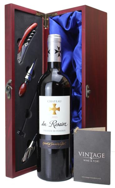 2013 Chateau du Rosaire in Gift Box with Accessories, 2013