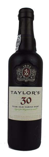 Taylor's 30 Year Old Tawny Port - Half bottle , 1989