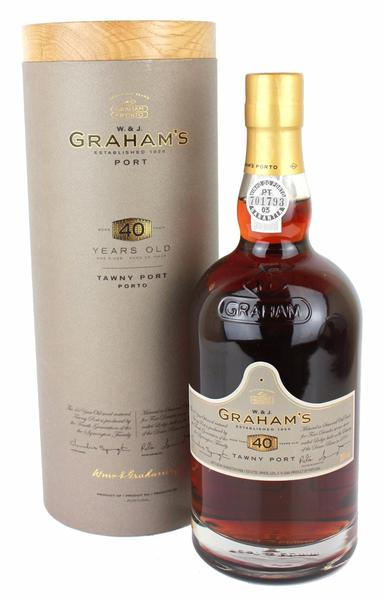 40 Year Old Graham's, 1977