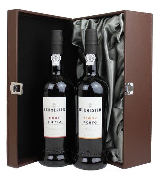 Burmester's Ruby & Tawny Duo,  Non Vintage