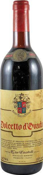 Dolcetto D'Ovada, 1978