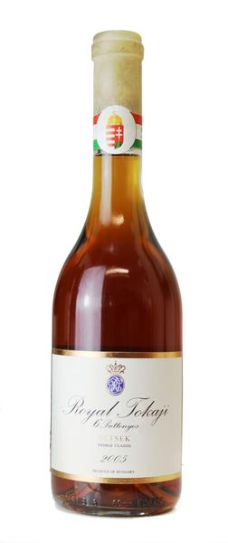 Royal Tokaji, 2005