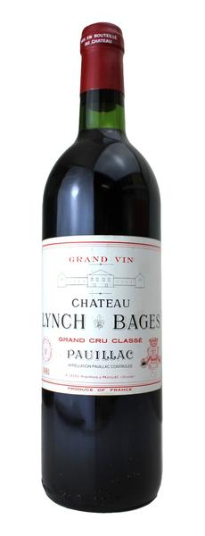 Chateau Lynch-Bages, 1981