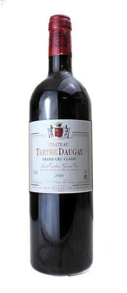 Chateau Tertre Daugay, 2000