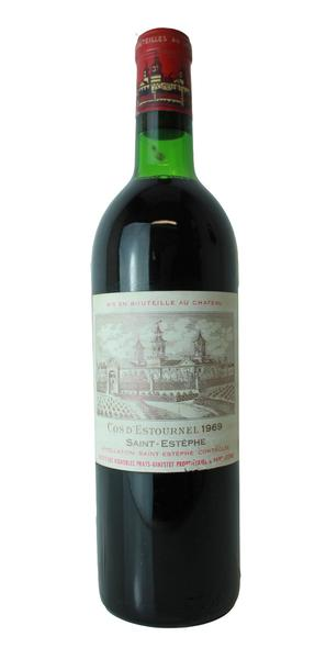 Chateau Cos d'Estournel, 1967
