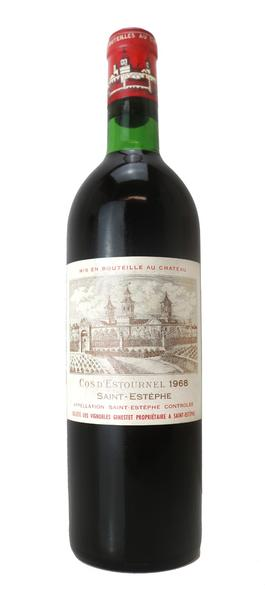 Chateau Cos d'Estournel, 1968