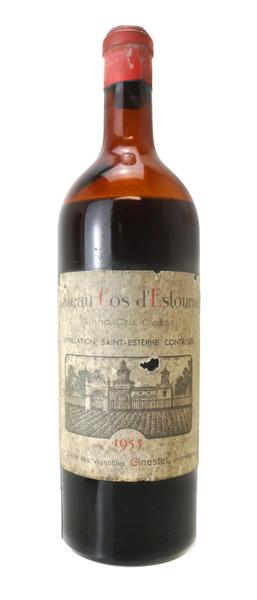 Chateau Cos d'Estournel, 1955