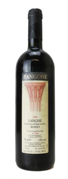Langhe Rosso, 2000
