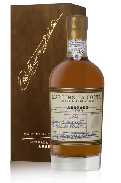 1960 Bairrada 60 Year Old Fortified Wine, 1960