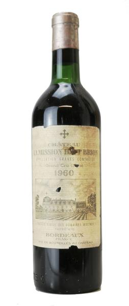 Chateau La Mission Haut Brion, 1960