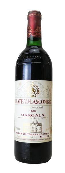 Chateau Lascombes, 1988