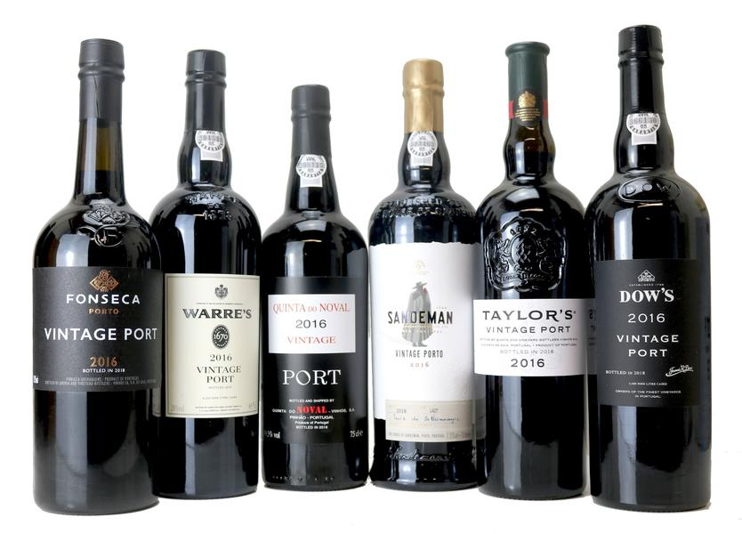 2016 Premium Port Collection Offer, 2016