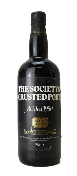 1990 Crusted Port, 1990