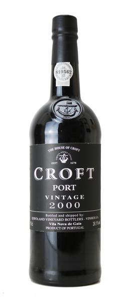 Croft Port, 2000