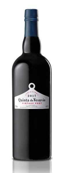 Quinta do Vesuvio Vintage Port, 2017