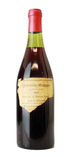 Chambolle-Musigny, 1937