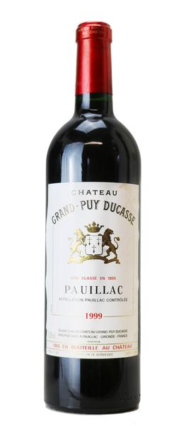 Chateau Grand Puy Ducasse, 1999