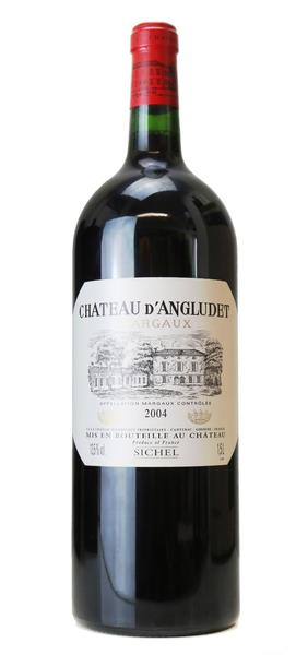 Chateau d'Angludet, 2004
