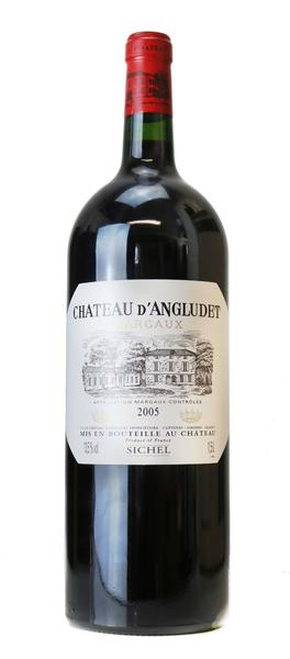 Chateau d'Angludet, 2005