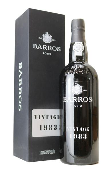 Barros Port, 1983