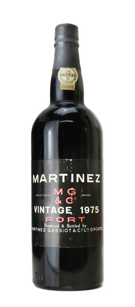 Martinez Vintage Port, 1975